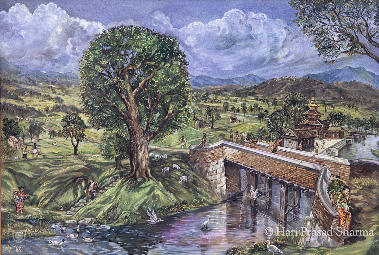 Kathmandu Countryside